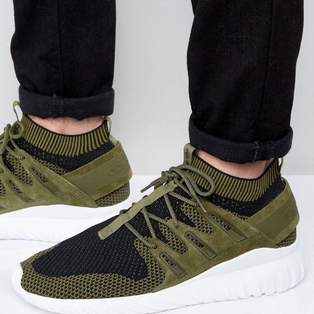 Adidas Original Tubular Nova 愛迪達 三葉草 全新 男 球鞋