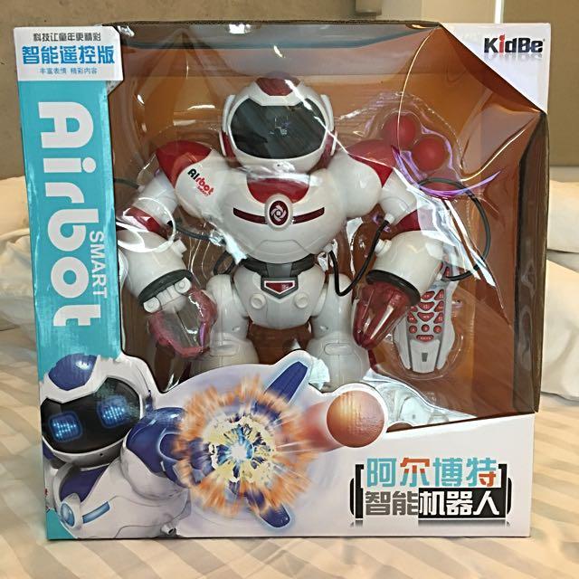 AIRBOT 阿爾伯特智能機器人