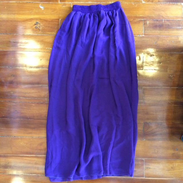 American Apparel Maxi Skirt