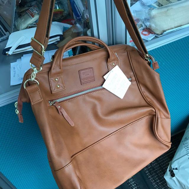 Anello Original Leather bag