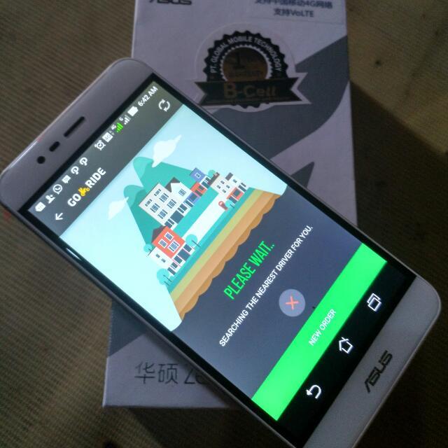 Asus Zenfone 3 Max (Asus Zenfone Pegasus 3)
