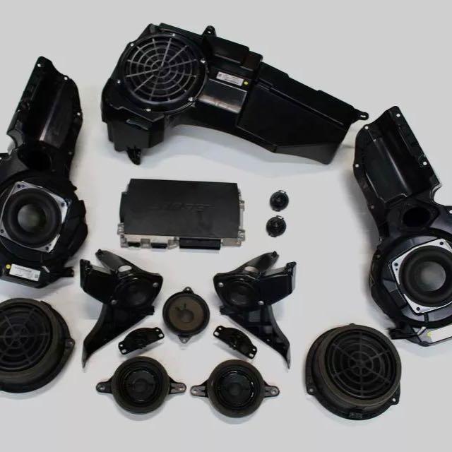 Audi: Original A6 A7 Bose Sound System