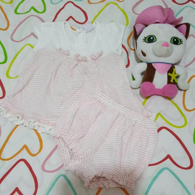 Baby Me Top And Short