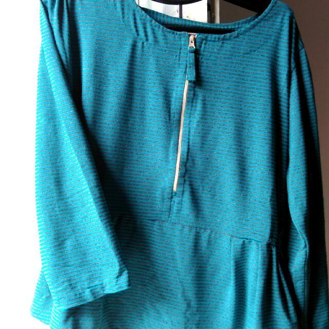 (reprice) blouse banana republic good condition