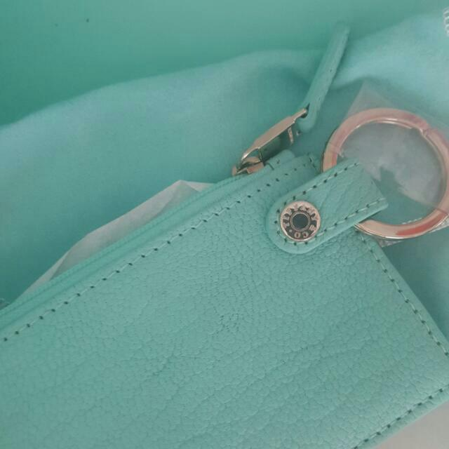 Brand New AUTHENTIC GENUINE Tiffany & Co Coin Purse/Card Holder