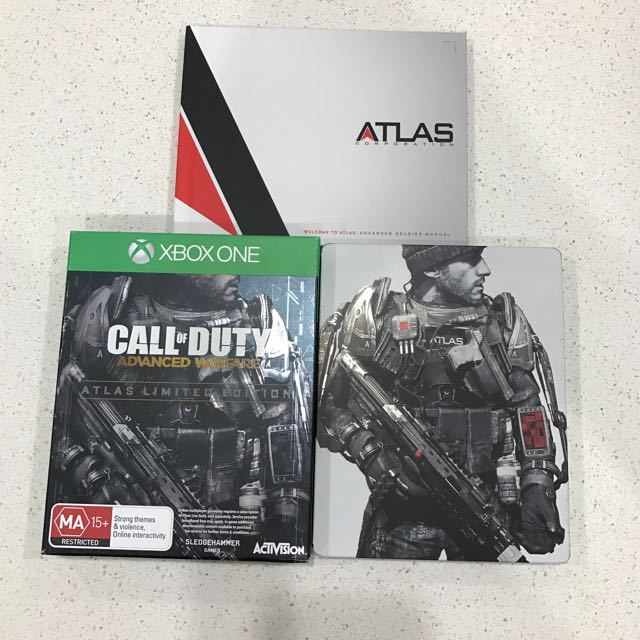 Call of Duty AW Atlas Edition