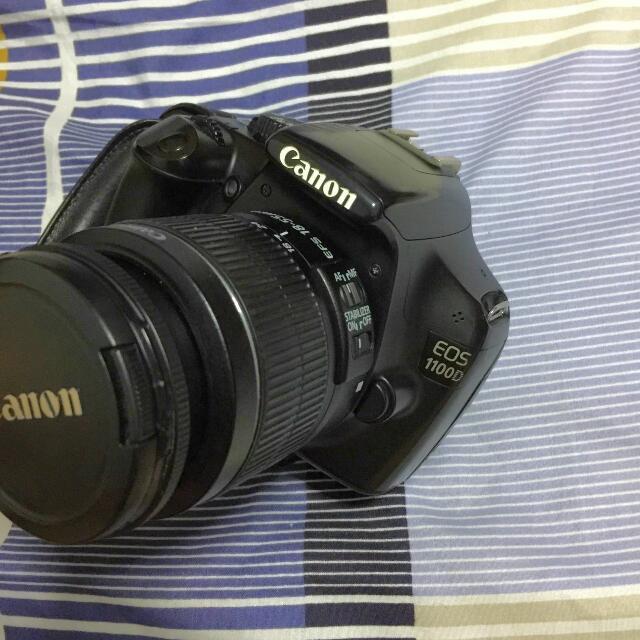 Canon EOS 1100D DSLR, Photography on Carousell