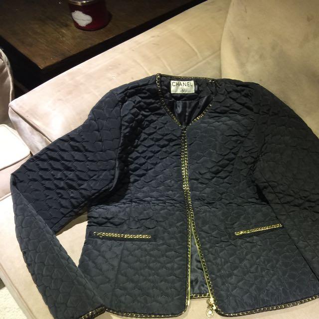 Chanel Jacket Size Medium