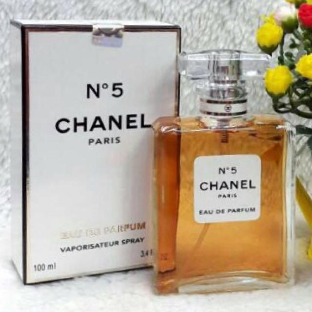Chanel No5 Original Singapore