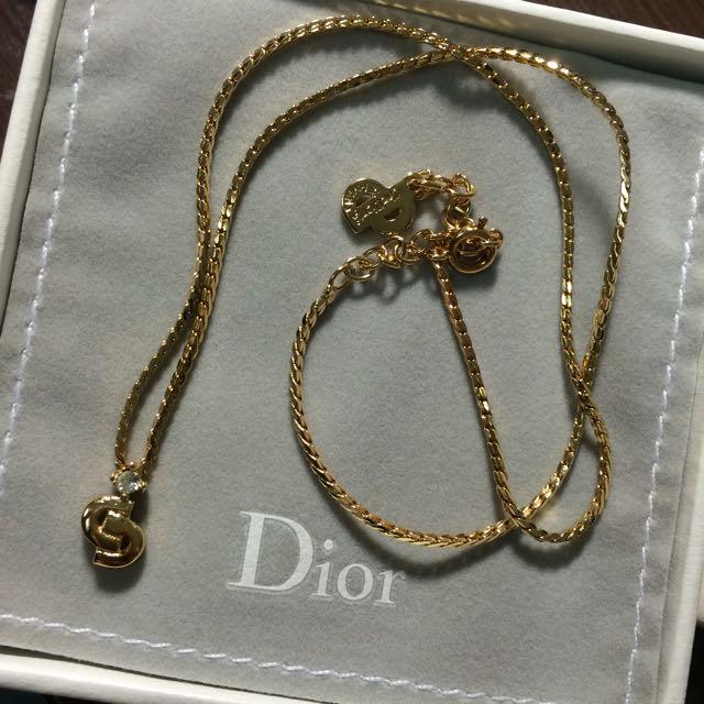 Dior 項鍊