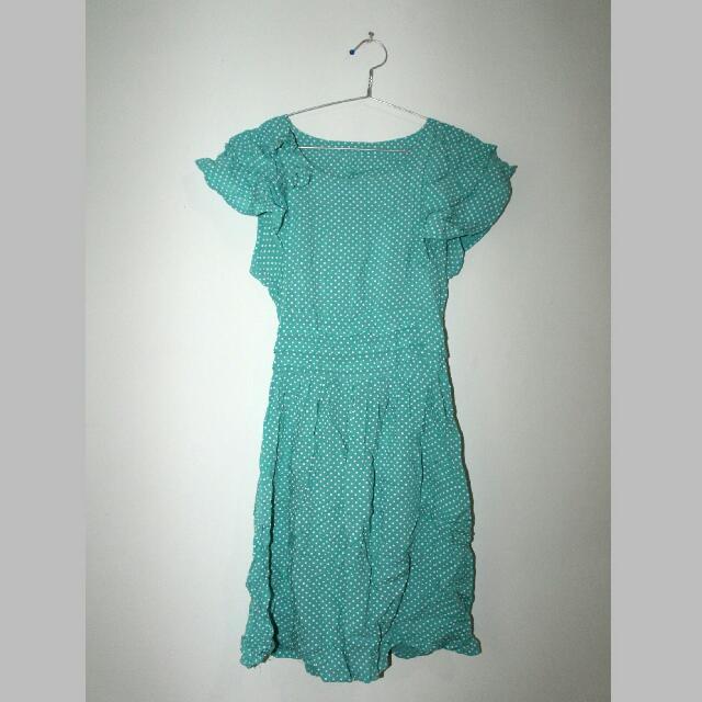 Dress Polkadot Tosca