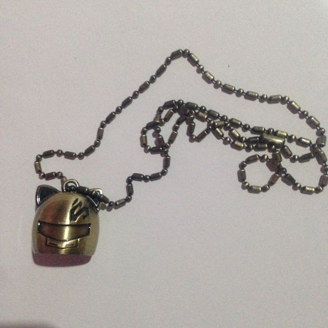 Durarara!! Necklace Ring Set /kalung