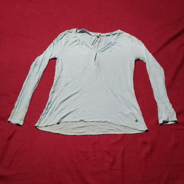 Esprit loose cotton blouse