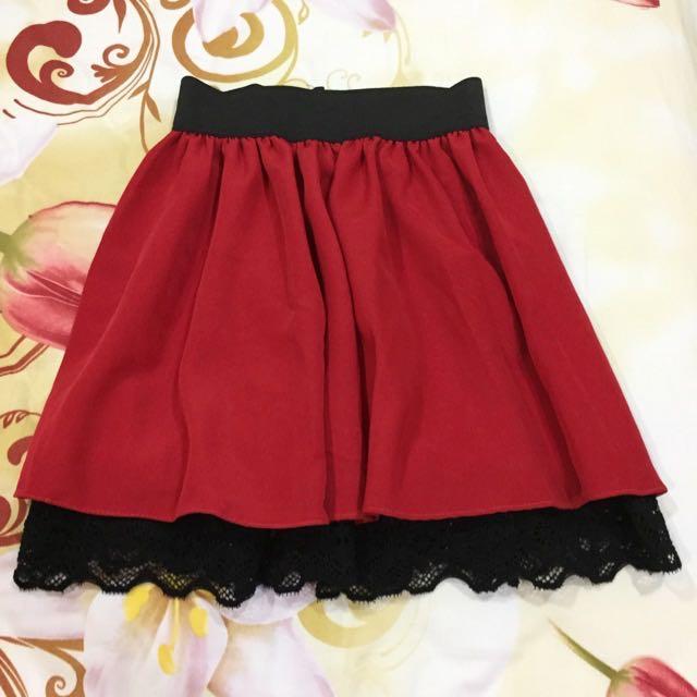 Flare Skirt - Rok