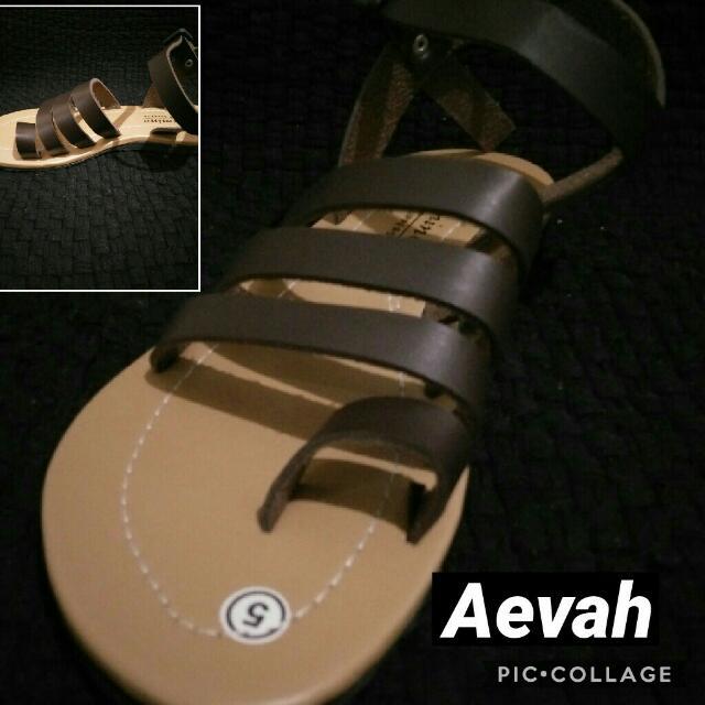 Flat SANDAL - Aevah
