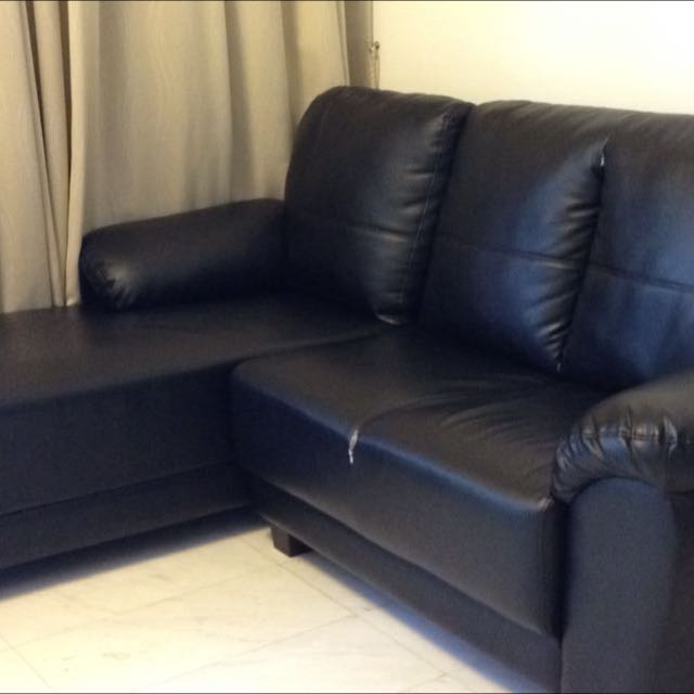 Free L-shaped Couch