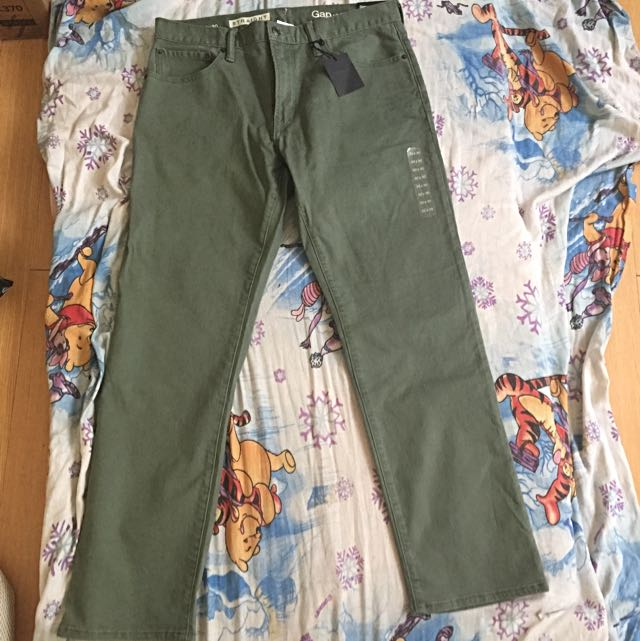 Gap 1969 Straight Pants