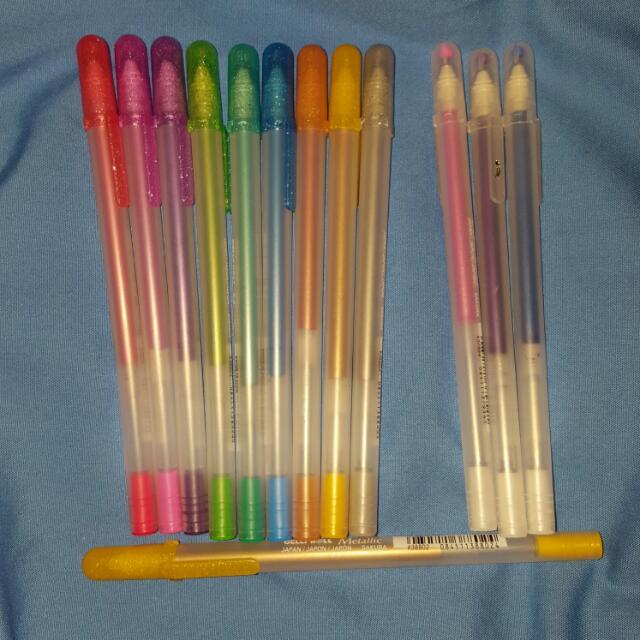 Gel Pens By Jelly Rolll