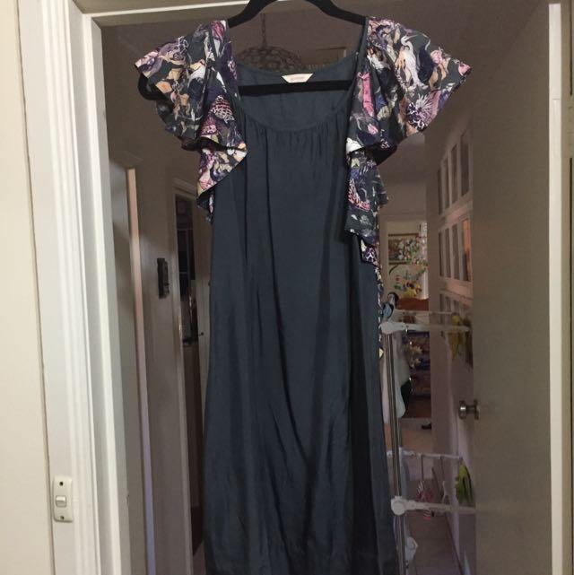 GORMAN Butterfly Sleeve Dress