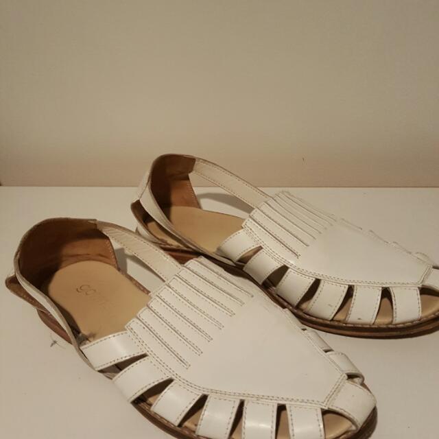 Gorman Leather Shoes Sz 38