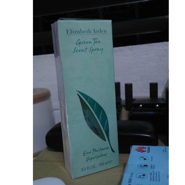 Green Tea by Elizabeth Arden - 100ml.