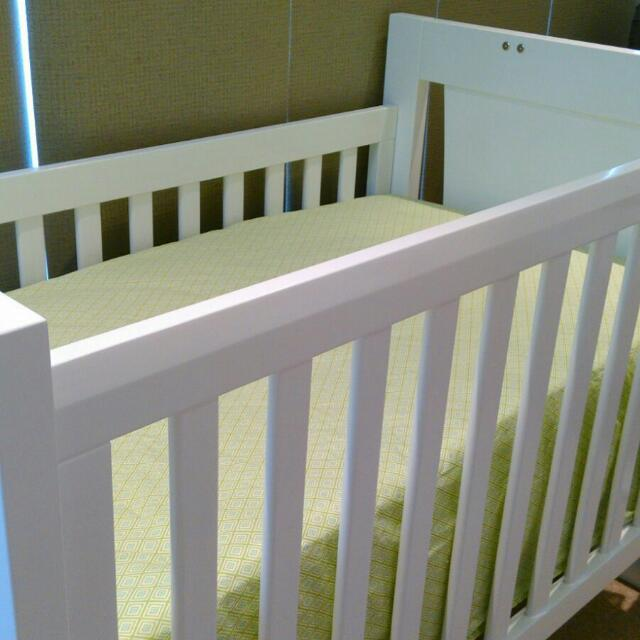 Grotime's Rollover 5 in 1 Cot