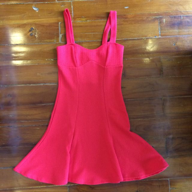 SALE! H&M Red Dress