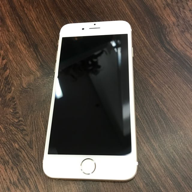 iPhone 6, Gold, 64 GB