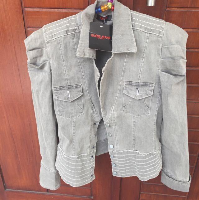 jacket jeans guess autentic