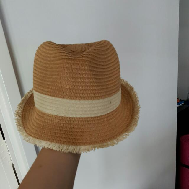 Just Jeans Straw Hat