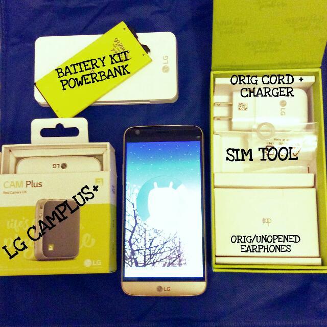 LG G5 Complete Set