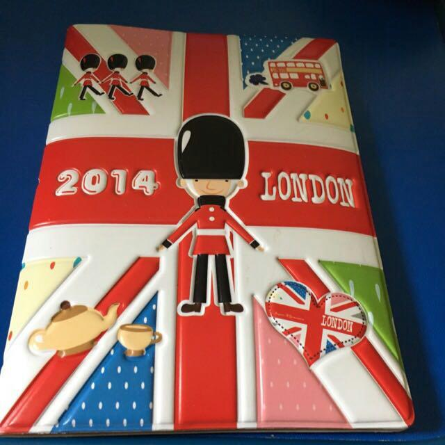London Case Pasport..new