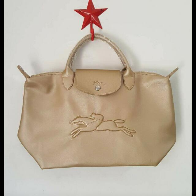 longchamp leather victoire