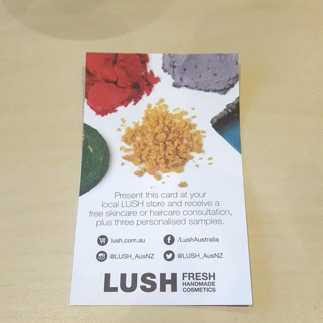 Lush Body Pack