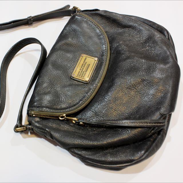 Authentic Marc Jacob Classic Q Natasha Purse Bag