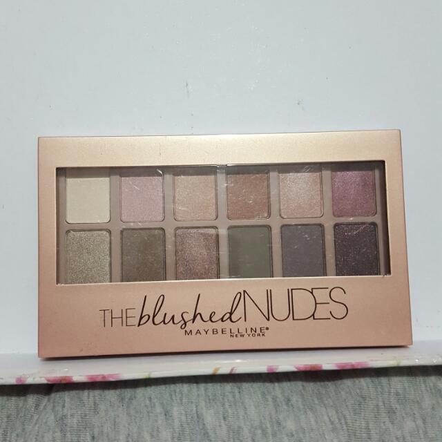 Maybelline Pallete Eyeshadow