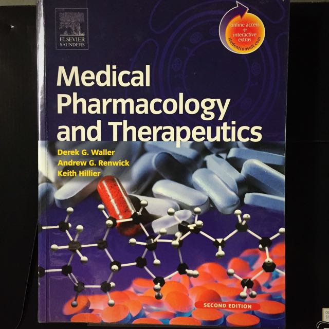 Medical Pharmacology And Therapeutics Medical Texbook