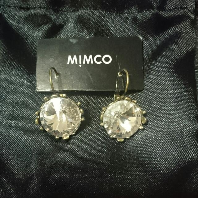 Mimco Earrings RARE