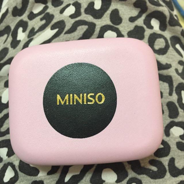 Miniso Contacts Lense Case