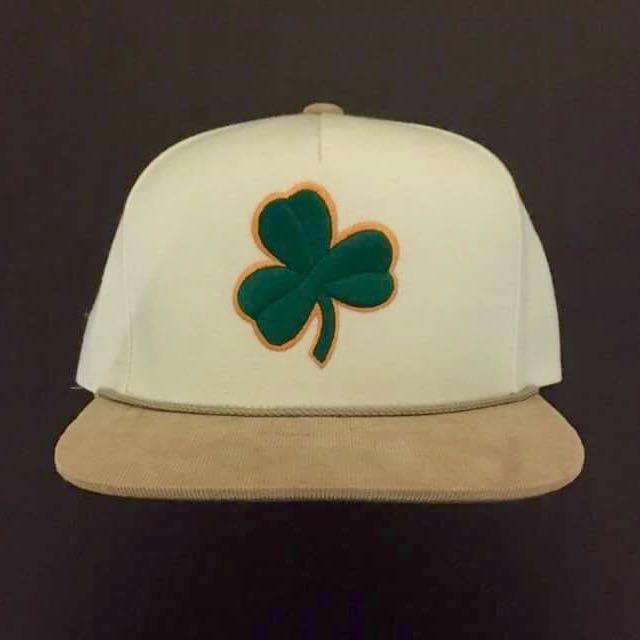 Mitchell & Ness Boston Celtics Strapback