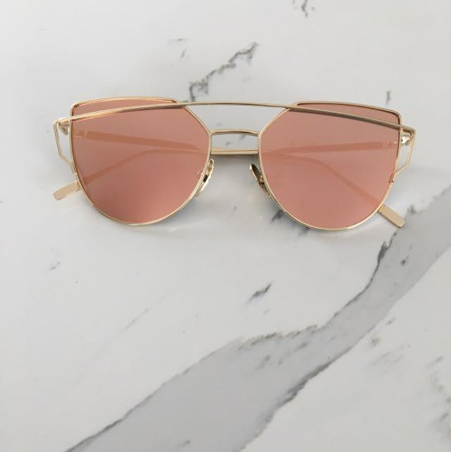Mix Shield Women's Sunglasses