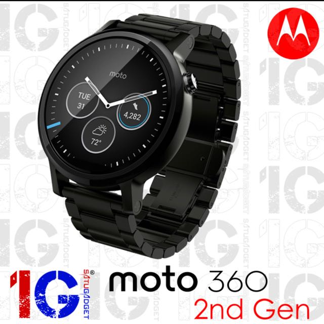 moto 360 2nd Gen46mm
