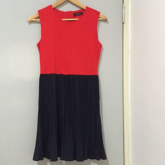 Mystique Red Dress