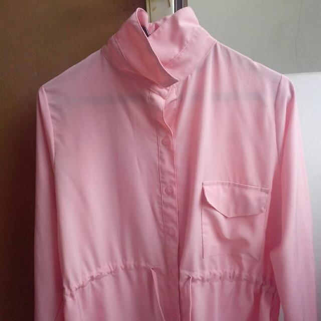 NEW kemeja pink