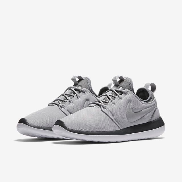 246caaf71945 Nike Roshe Two (Women) - Wolf Grey Cool Grey Anthracite Wolf Grey ...