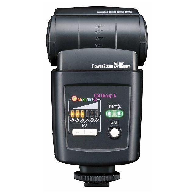Nissin Digital Di600 Bounce/Swivel Flash (for Canon EOS E-TTL)