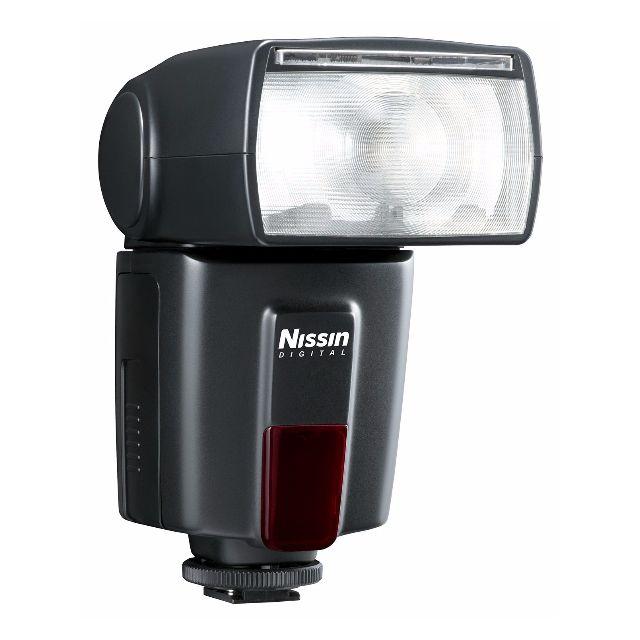 Nissin Digital Di600 Bounce/Swivel Flash (for Nikon i-TTL)