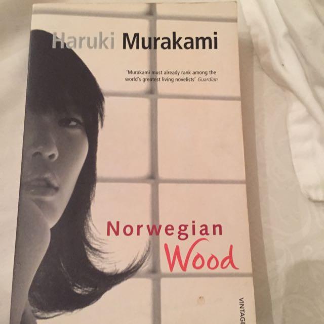 Norwegian Wood, By Harking Murakami