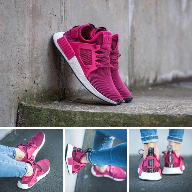 huge discount be584 678e3 Original Adidas Nmd Xr1 unity pink