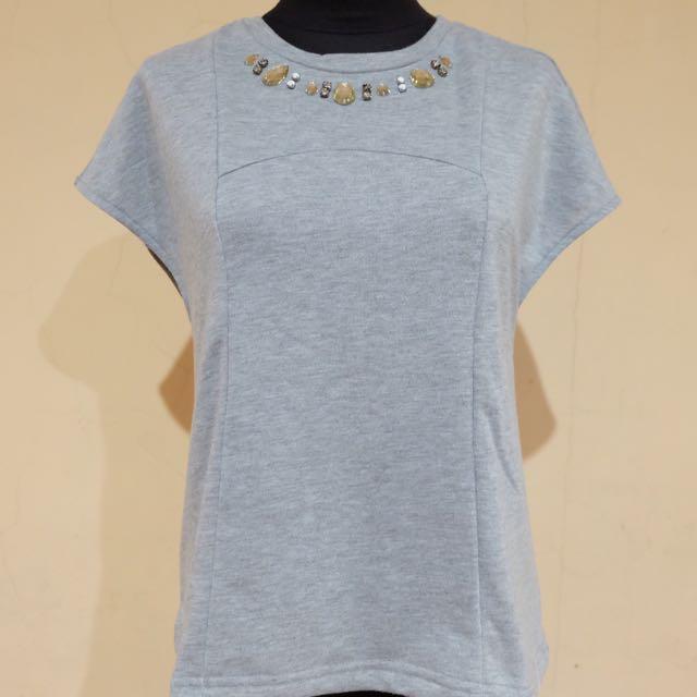 Payet Grey Top